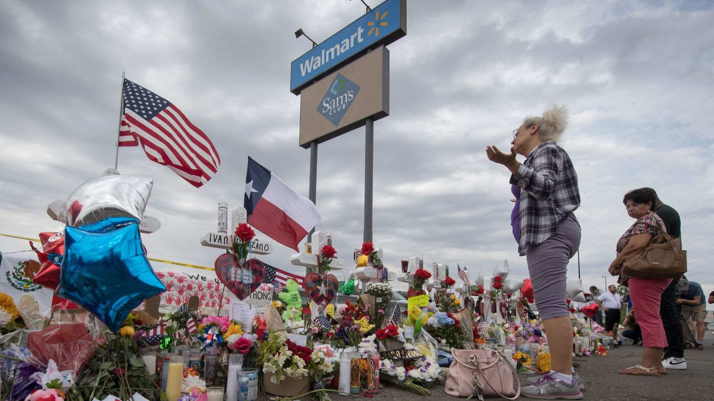 After El Paso Shooting, Suburban Houston Voters Reexamine Their Own Views On Guns