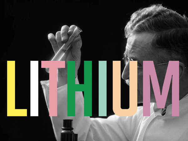 Lithium: A Doctor, a Drug, and a Breakthrough, by Walter A. Brown