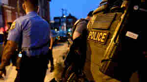 Officials On Philly Man Who Shot 6 Officers: He 'Should Not Have Been On The Streets'