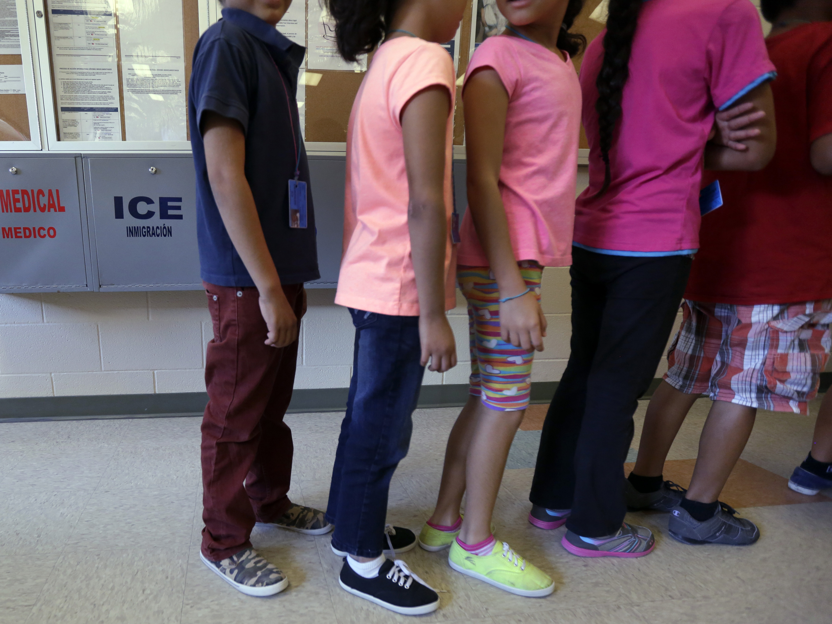 Appeals Court Rules Detained Migrant Children Should Get Soap, Sleep, Clean Water