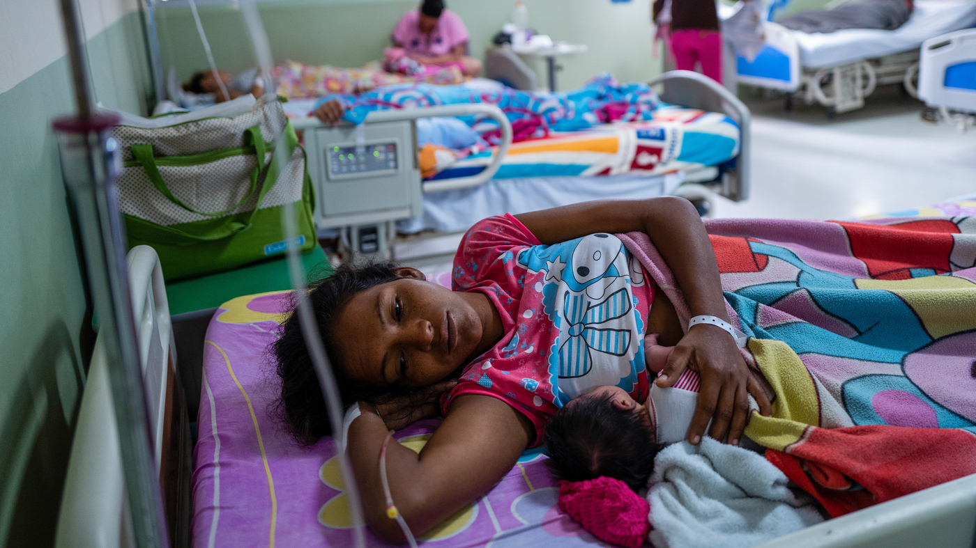 Colombia Kindly Offers Free Health Care To Venezuelans – Up To A Point