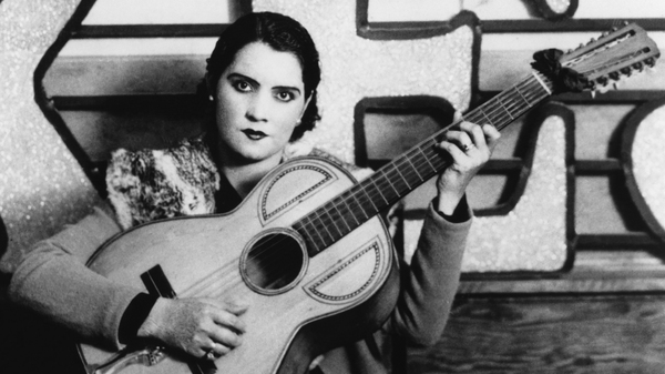 Lydia Mendoza had one of the most extensive performance careers for Mexican American women singers and an immense recording archive. Listeners to border radio in the 1930s would have heard her music alongside that of Maybelle Carter.