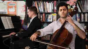 Kian Soltani: Tiny Desk Concert