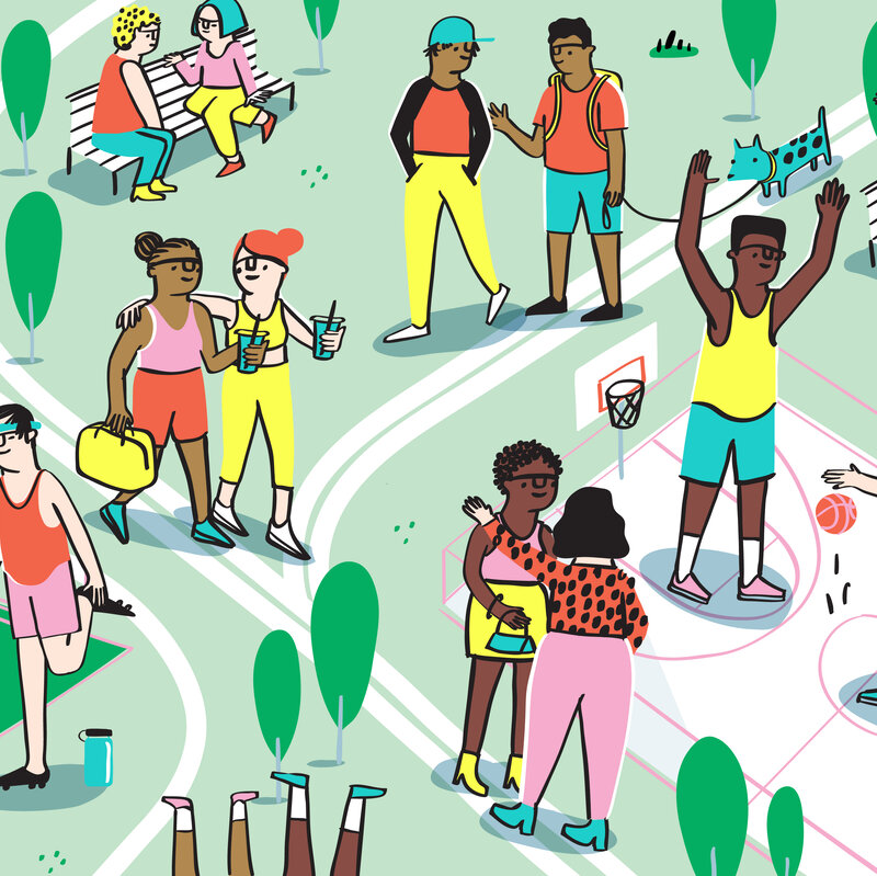 Want Stronger Friendships? Pull Out Your Notepad : NPR