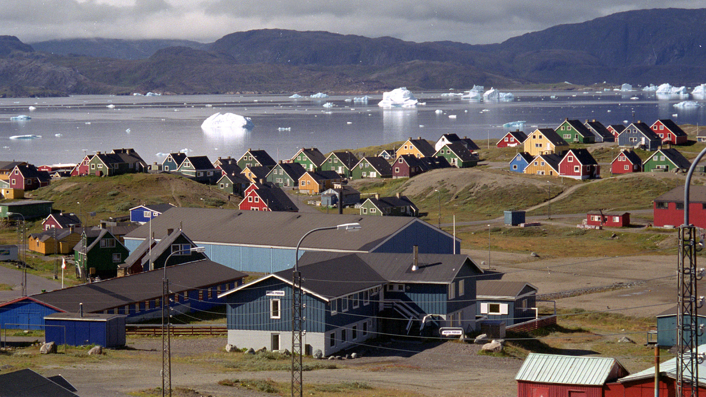 Greenland Says It's 'Not For Sale,' After Reports That Trump Wants To Buy It