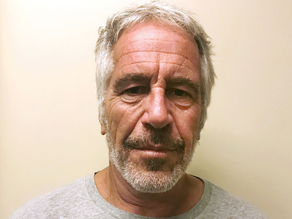 Jeffrey Epstein died by suicide, the New York City chief medical examiner ruled Friday. (New York State Sex Offender Registry via AP)