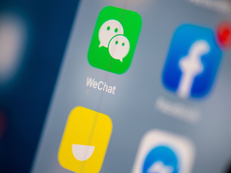 Chinese App WeChat Messages Sent Outside China Are Censored