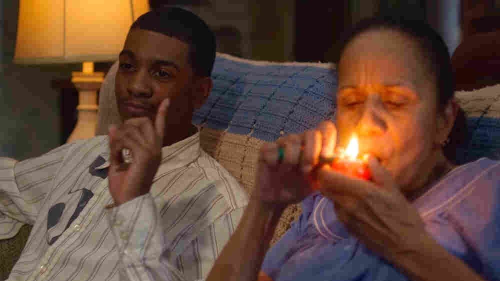 Netflix Curbs Tobacco Use Onscreen, But Not Pot. What's Up With That?
