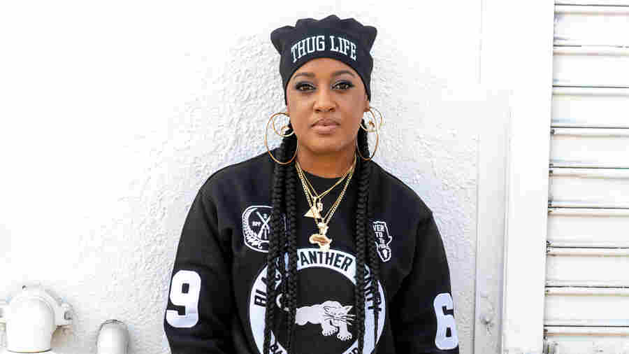 With 'Eve,' Rapsody Wields The Legacies Of Legendary Black Women, From Nina To Serena