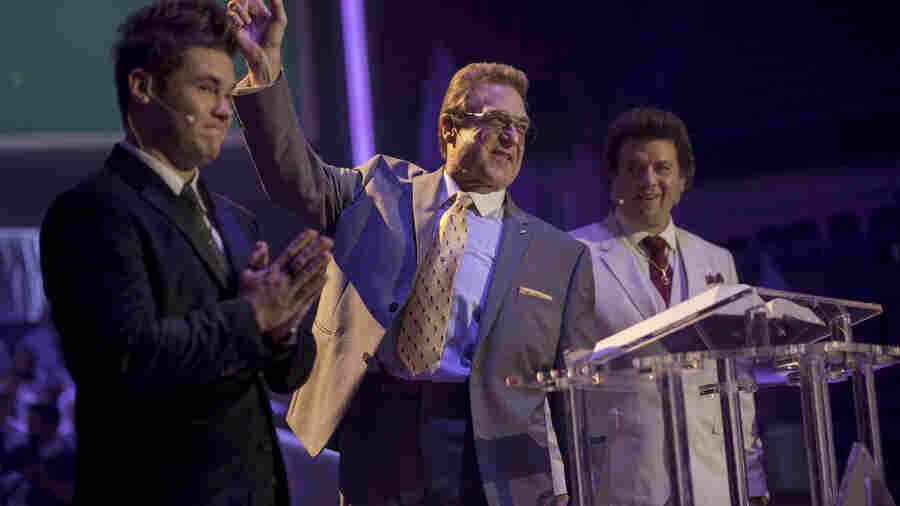 'The Righteous Gemstones' Takes Aim At Megachurch Millionaires