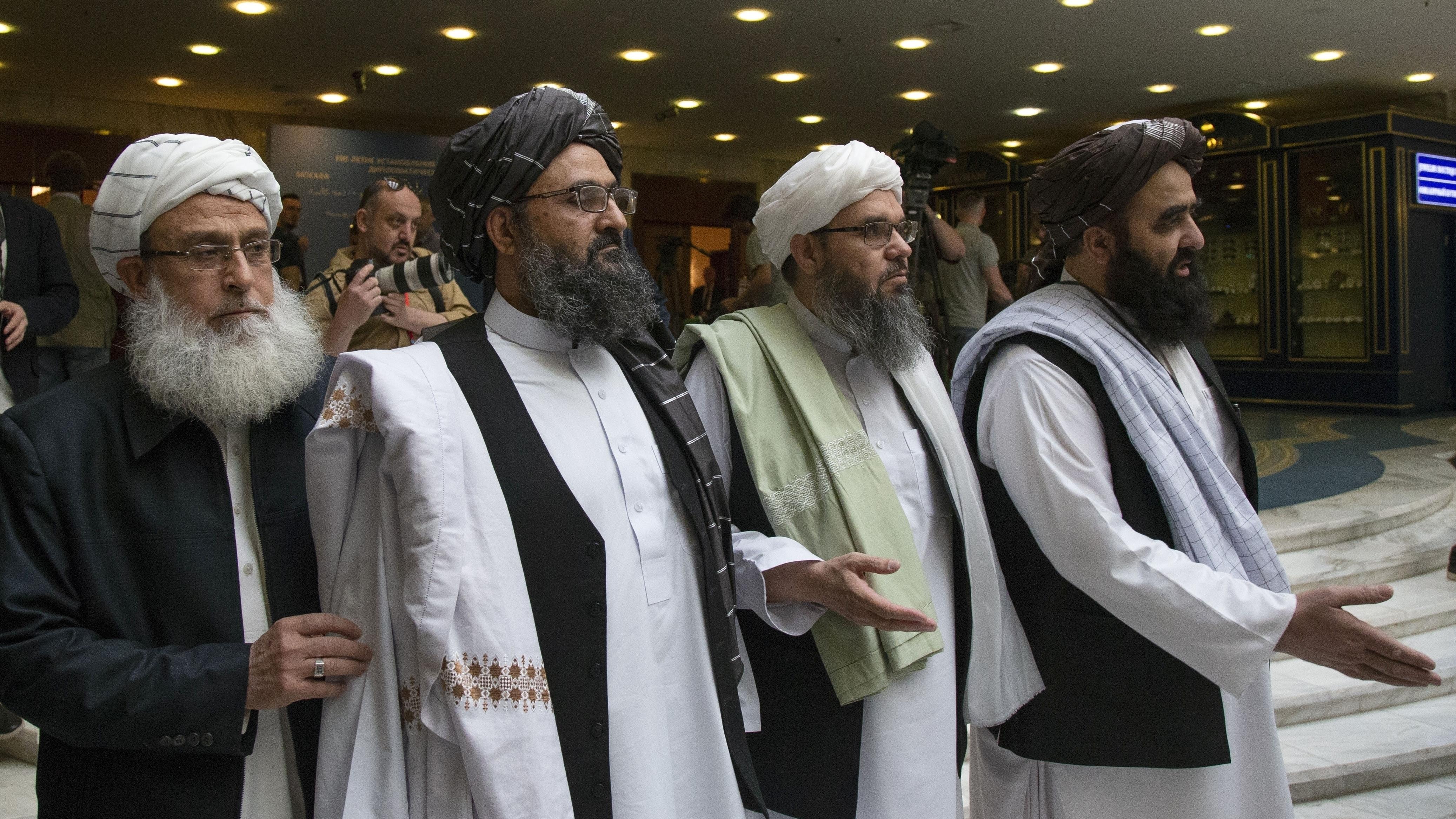 Effort to Revive Afghan Pistachio Crop Hampered by Taliban