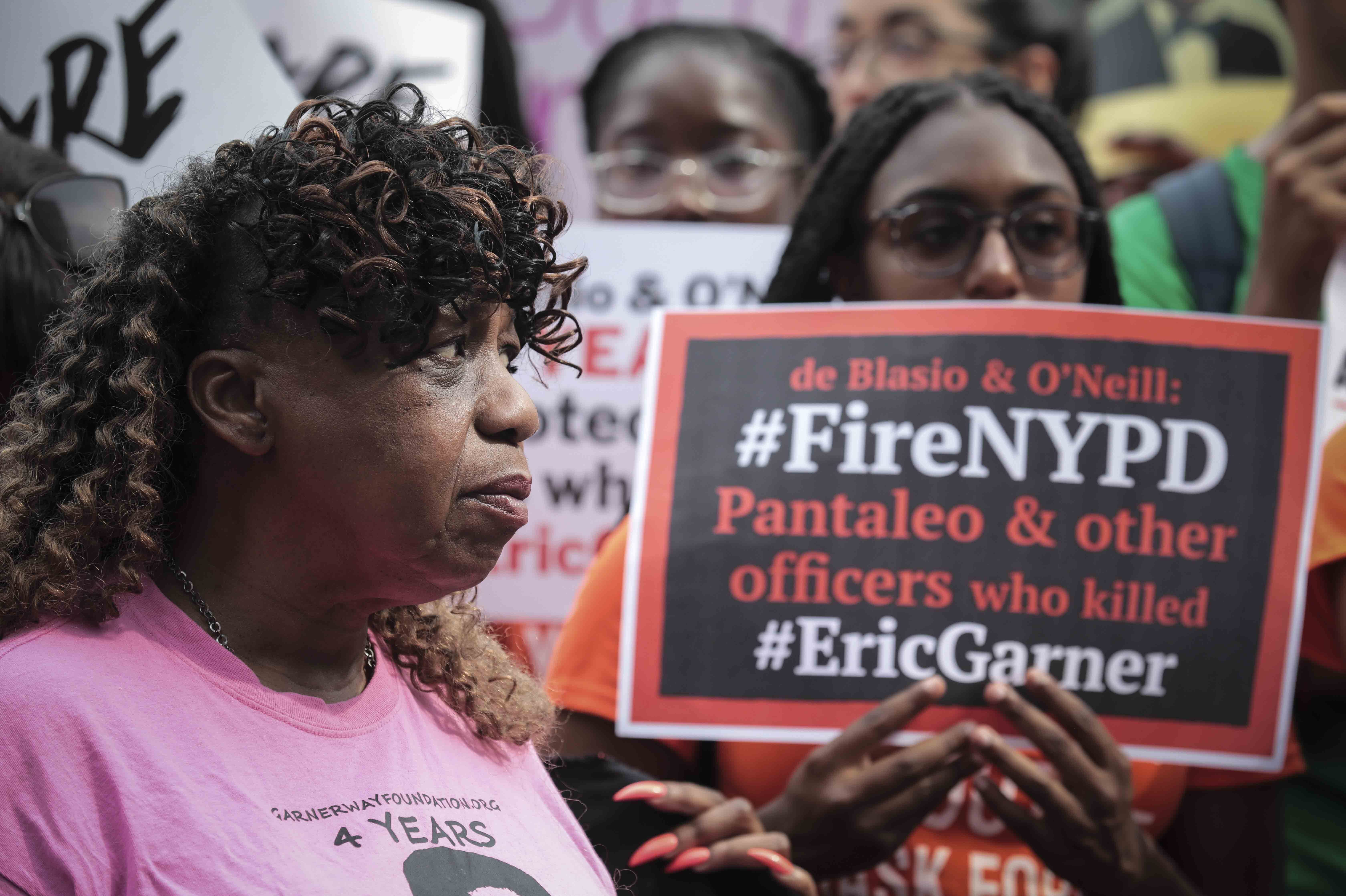 NYPD Fires Daniel Pantaleo, Who Used Banned Chokehold On Eric Garner Before His Death
