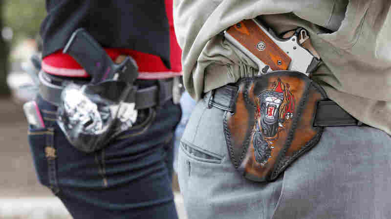 Poll: Americans, Including Republicans And Gun Owners, Broadly Support Red Flag Laws