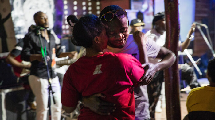 Congo : NPR
