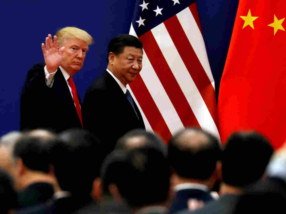 President Trump is due to meet with Chinese leader Xi Jinping in Japan this weekend, raising hopes the two leaders might call a truce in their trade war.