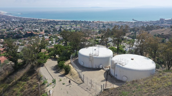 Residents in Ventura, Calif., believed large hilltop water tanks would provide ample water during a wildfire. But the water stopped flowing for some residents trying to protect their homes during 2017