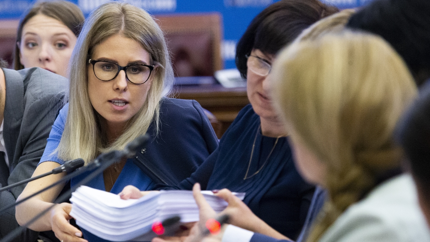 'The Government Is Very Afraid': Meet Moscow's New Opposition Leader, Lyubov Sobol