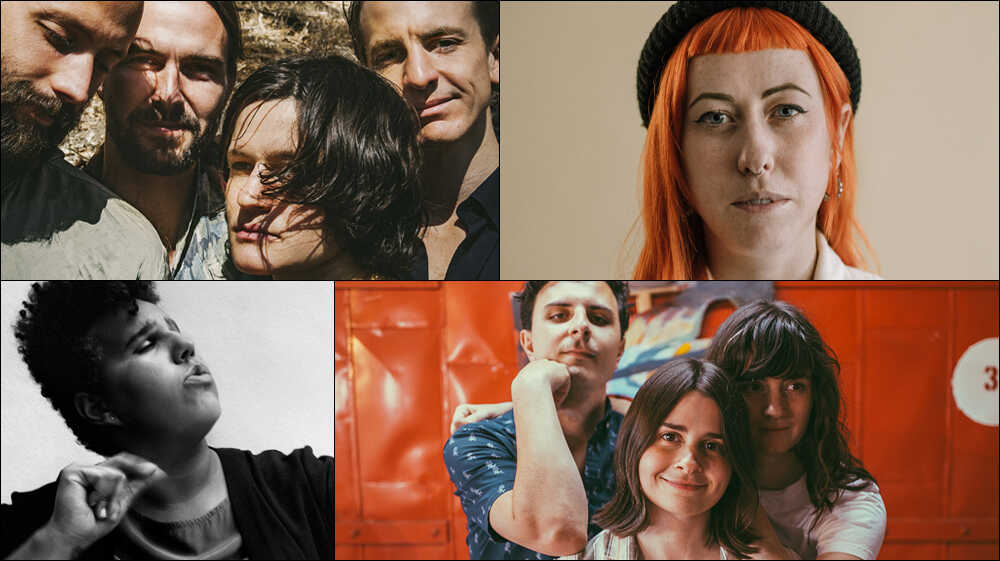 New Mix: Brittany Howard, Big Thief, The Messthetics, More