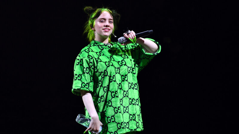 Billie Eilish's 'bad guy' Is The New No  1 Song On The
