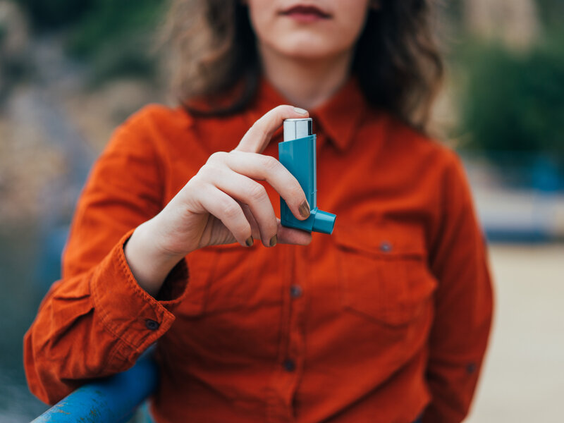 Study questions steroid inhalers for mild asthma