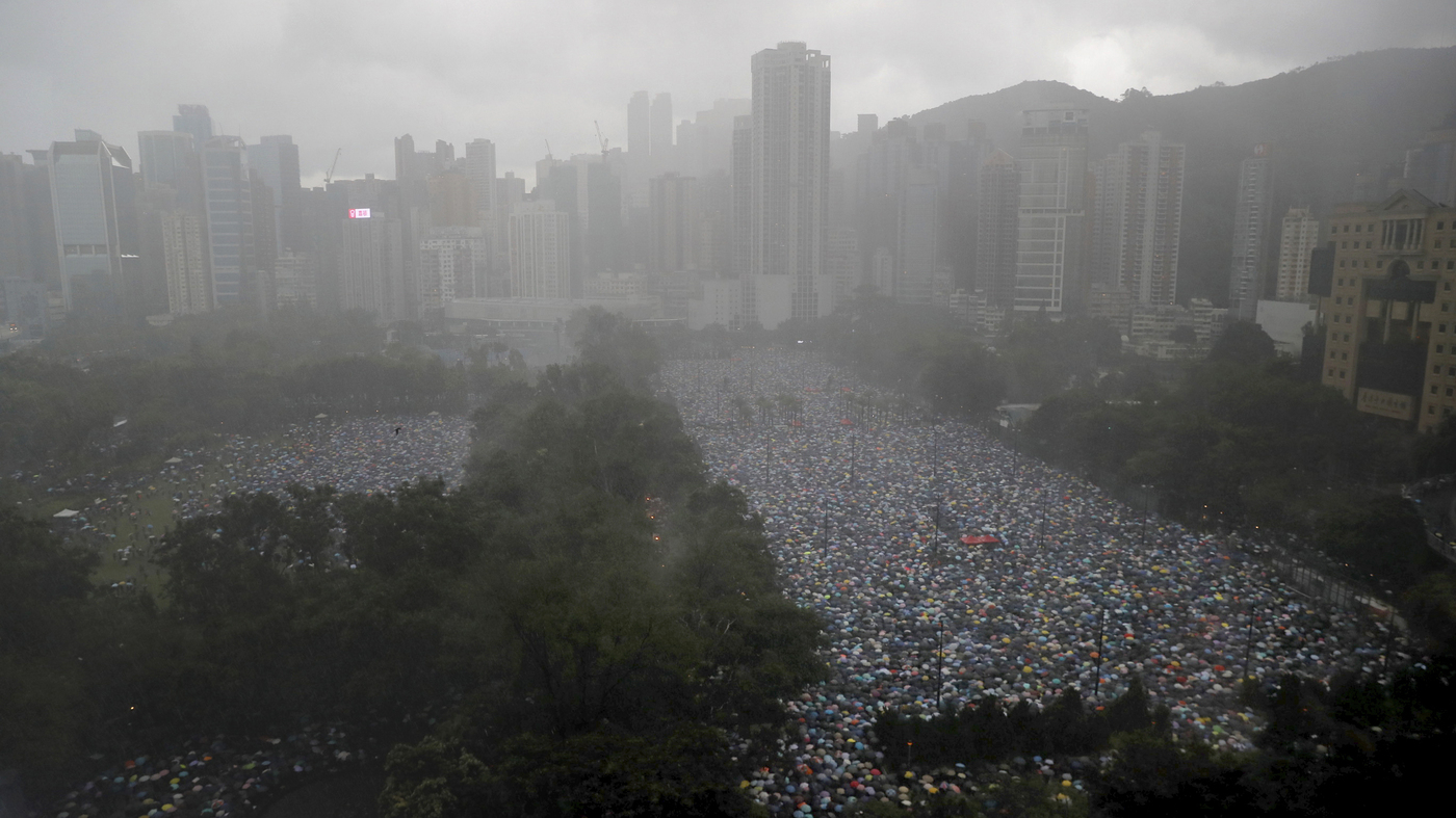 How China Uses Twitter And Facebook To Share Disinformation About Hong Kong