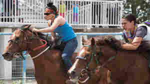 Indian Relay Celebrates History And Culture Through Horse Racing