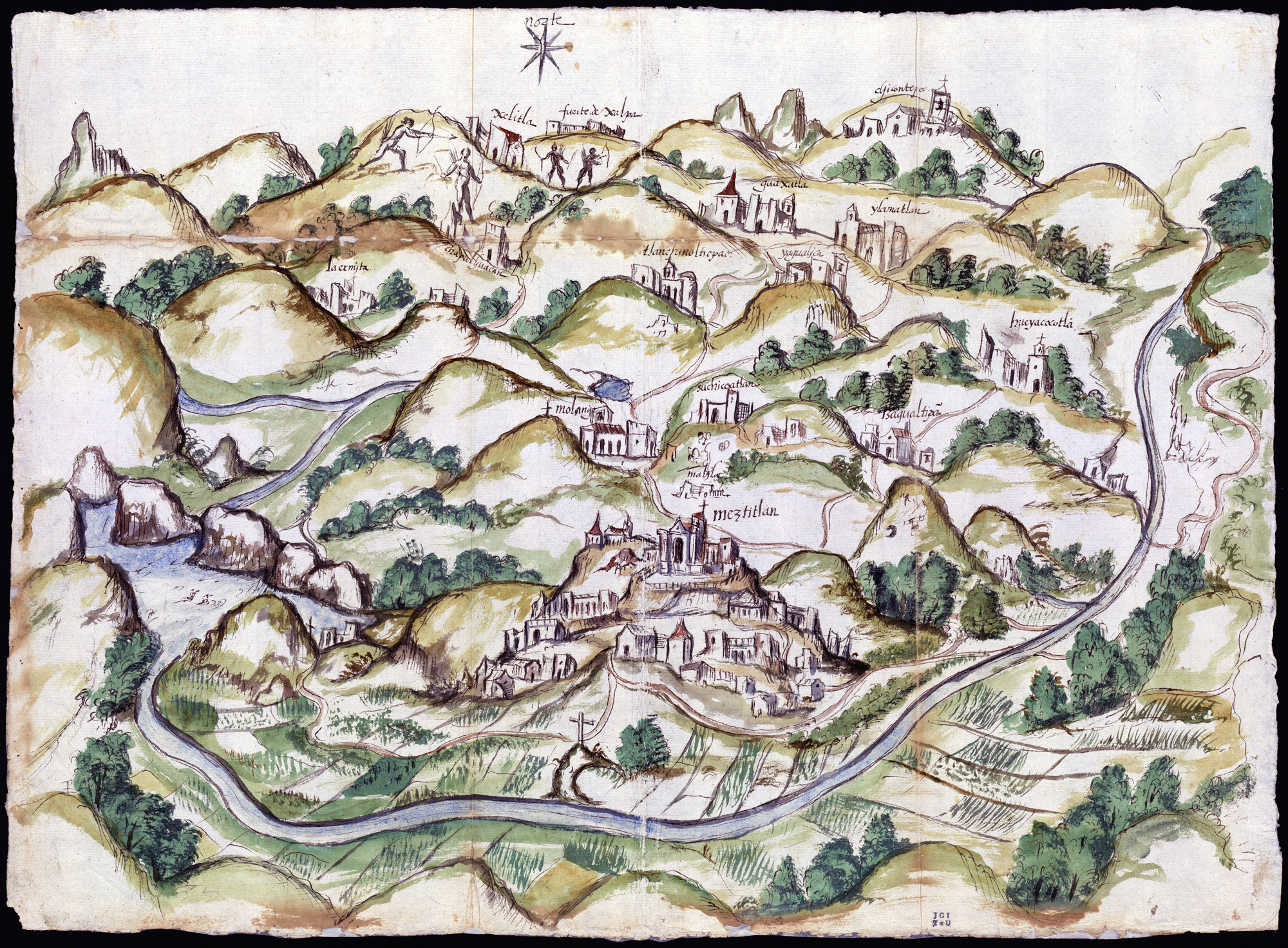 440 Years Old And Filled With Footprints, These Aren't Your Everyday Maps