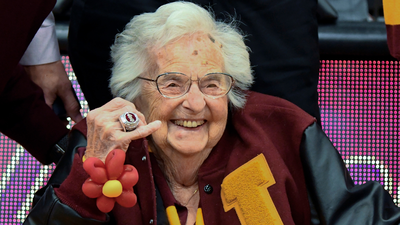 Life Lessons From Loyola's Sister Jean On Her 100th Birthday