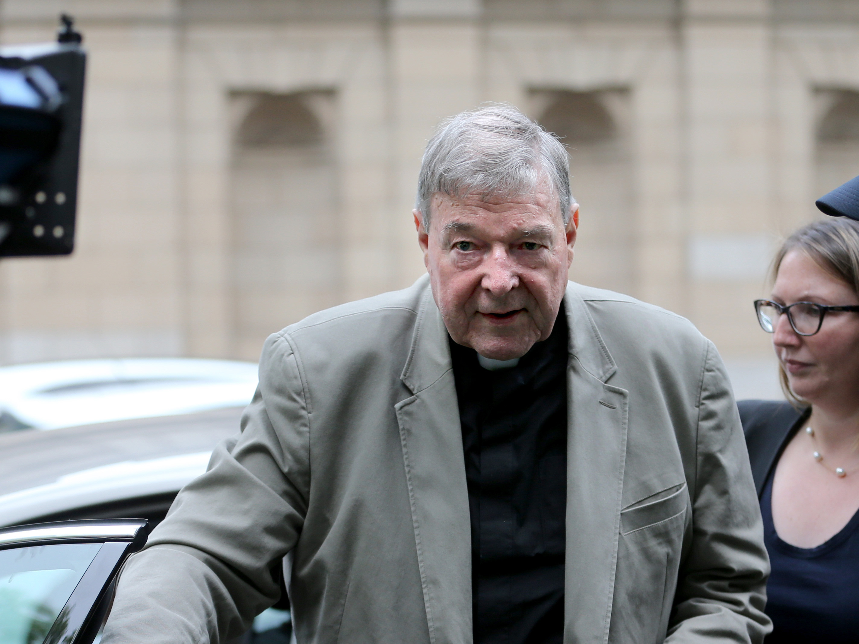 Australian Court Upholds Sex Abuse Verdicts Against Cardinal Pell