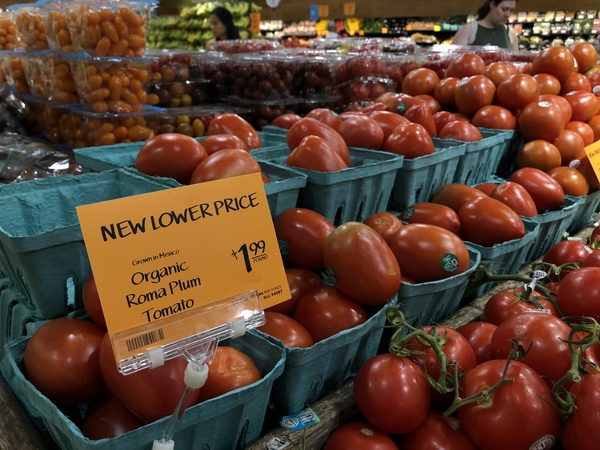 A group representing importers said it was gratified that the Trump administration is lifting the tariffs on Mexican tomatoes. But it cautioned that beefed-up inspections could act as another barrier to free trade.