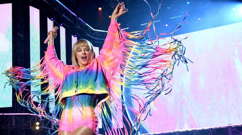 Stream Taylor Swift's New Album, 'Lover'