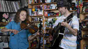 Mandolin Orange: Tiny Desk Concert