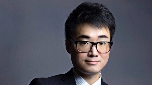 Simon Cheng, a staff member of Britain
