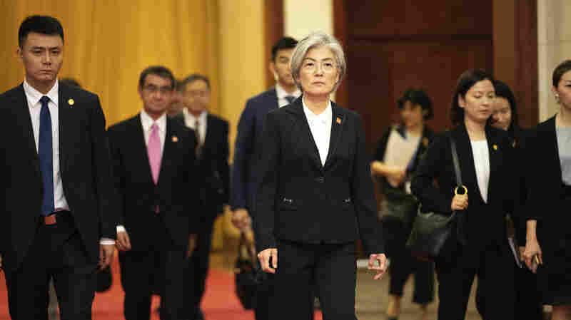 South Korea To Scrap Military Intelligence-Sharing Agreement With Japan