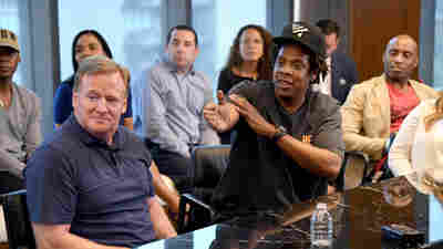 Opinion: Jay-Z Can't Roc With The NFL Unless Kaepernick Gets A Seat At The Table