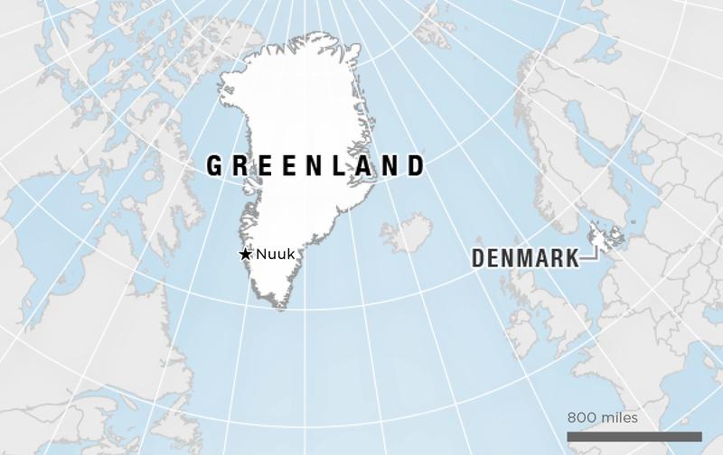 Trump\'s Interest In Buying Greenland Strikes Greenlanders As ...