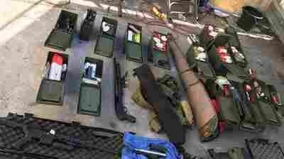 Police Seize Rifles, High-Capacity Magazines From Man Wanting To 'Shoot Up' Workplace