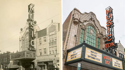 There's No Place Quite Like The 90-Year-Old Music Box Theatre