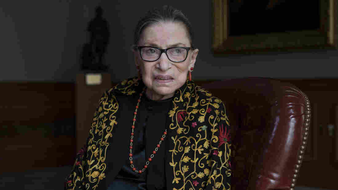 Ruth Bader Ginsburg Treated For New Cancer Found On Pancreas