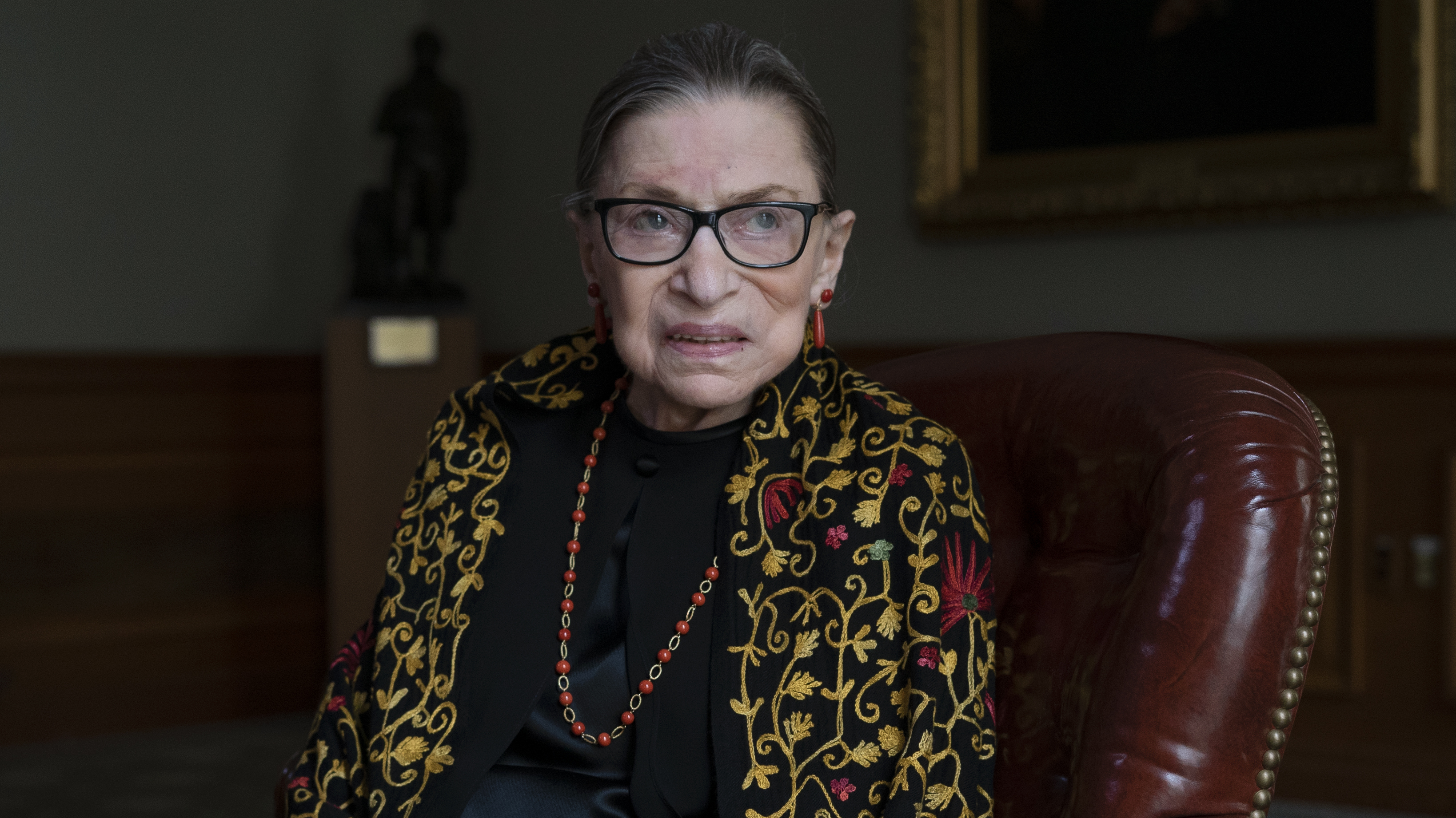 Ruth Bader Ginsburg Treated For New Cancer Found On Pancreas Npr