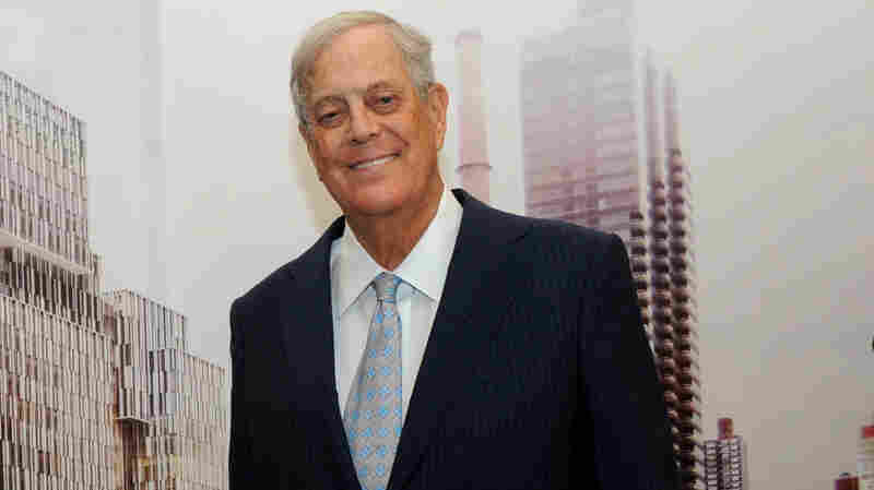 David Koch Dies; Conservative Billionaire Helped Reshape U.S. Politics