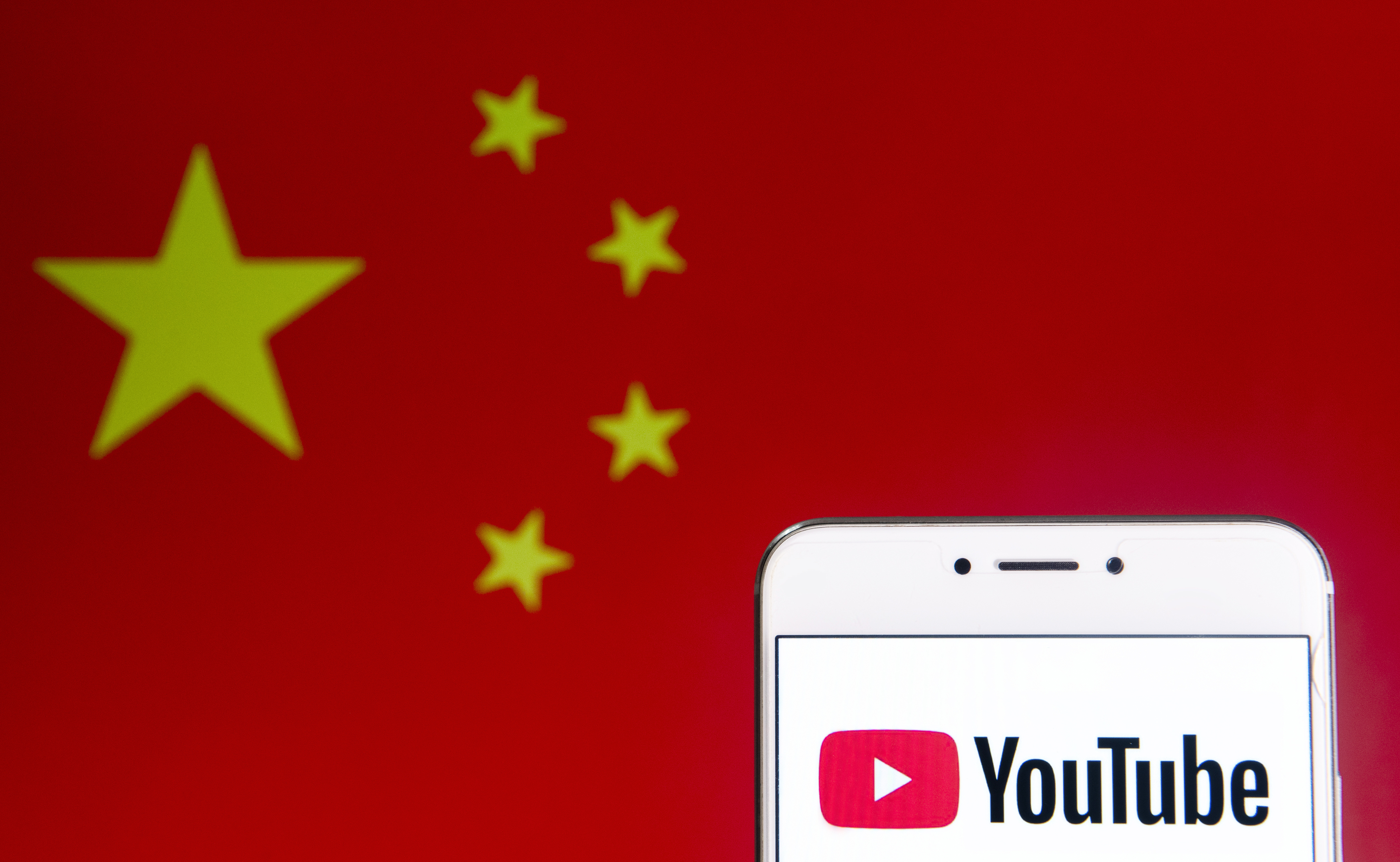 YouTube Channels Suspended For 'Coordinated' Influence Campaign Against Hong Kong