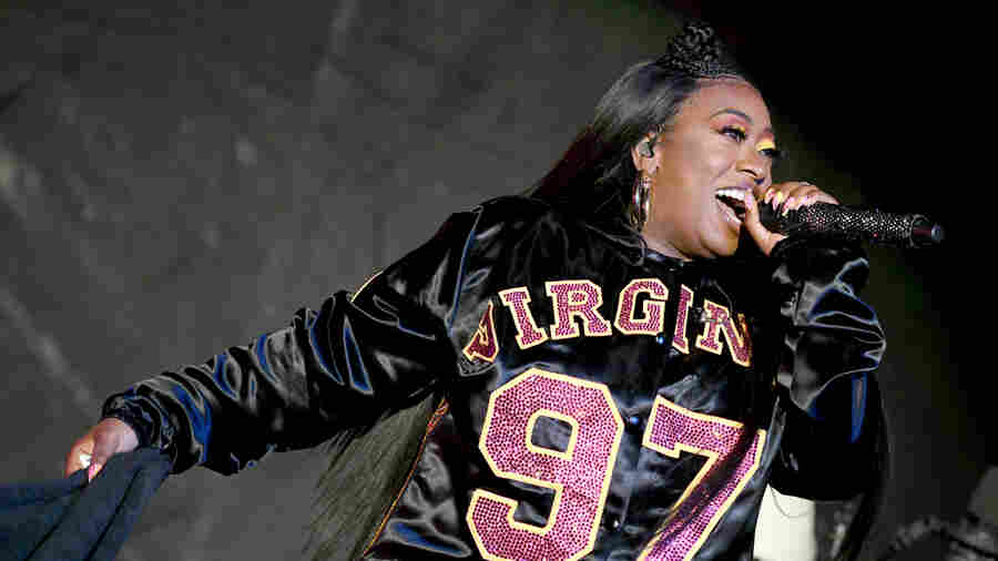 Missy Elliott Drops 'ICONOLOGY,' Her First Original Project In 14 Years