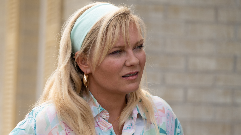 Kirsten Dunst Is On Top Of The Pyramid In 'On Becoming A God In Central Florida'