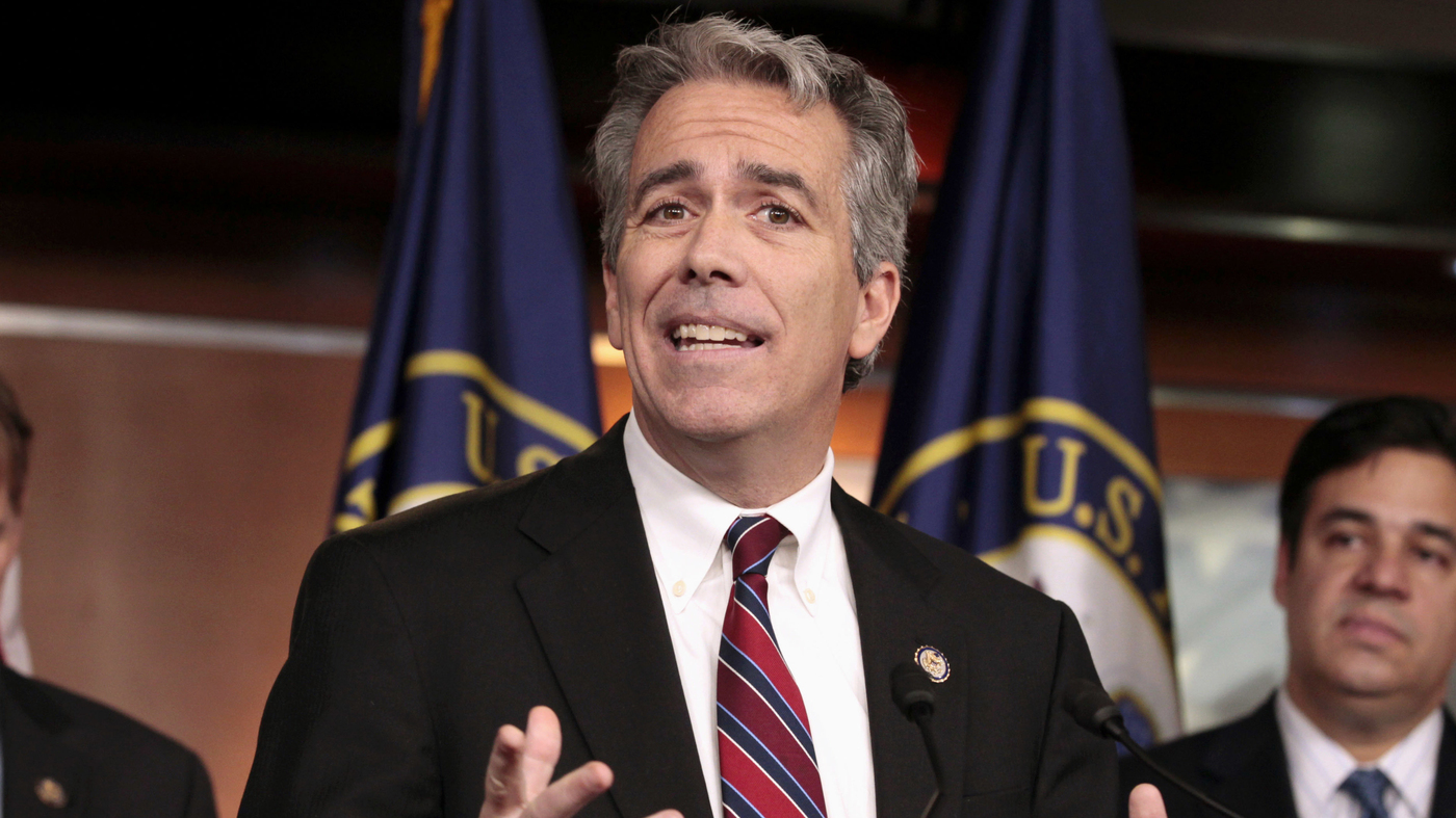 Former Congressman And Talk Radio Host Joe Walsh Announces Trump Primary Challenge
