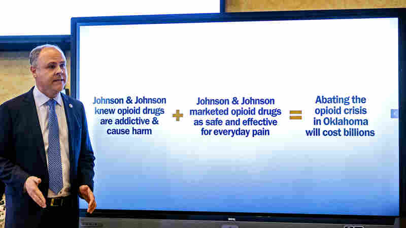 Oklahoma Wanted $17 Billion To Fight Its Opioid Crisis: What's The Real Cost?