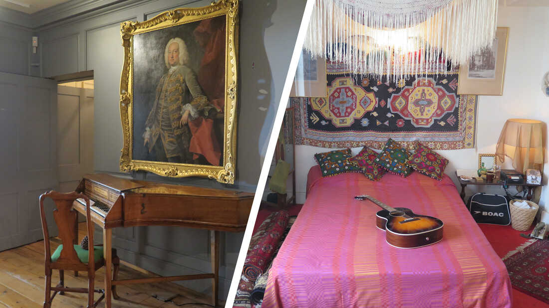 Jimi Hendrix And George Frideric Handel Were Neighbors Across The Centuries