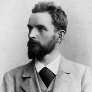 Silvio Gesell in 1895