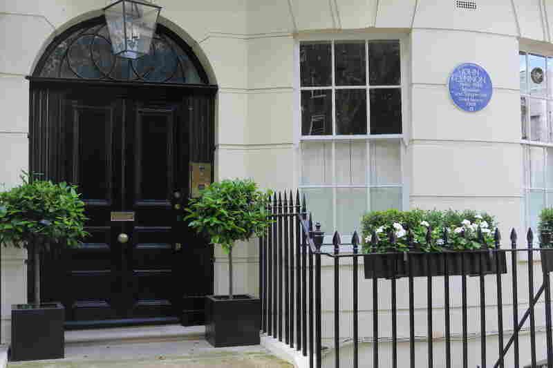 John Lennon's home in 1968.