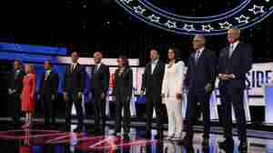 DNC Moves May Slash The 2020 Field, And Spark Plenty Of Controversy